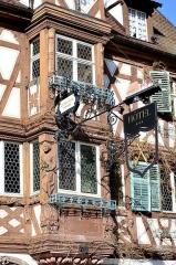 Hôtel des Deux-Clefs -  DSC_1672 - Version 2