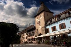Porte de France dite Porte de Colmar ou Niedertor - English: My own originial photo.