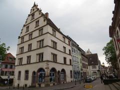 Maison dite Maison Kern -  Grand Rue - Royer Voyages