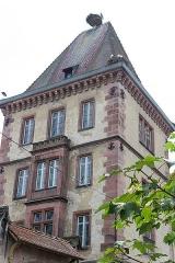 Ancienne abbaye bénédictine Saint-Grégoire -  Munster 1