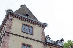 Ancienne abbaye bénédictine Saint-Grégoire -  Munster 2