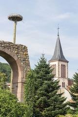 Ancienne abbaye bénédictine Saint-Grégoire -  Munster 5
