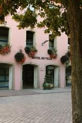 Ancien hôtel de l'Intendant d'Alsace, dit ancienne Ecole des Filles - Français:   Hôtel de Ville Ensisheim