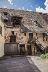 Ancien grenier médiéval -  Colmar - 29072016