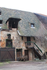 Ancien grenier médiéval -  Colmar