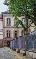Cour d'Assises - English: Assize Court of Colmar, Haut-Rhin, France