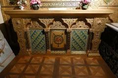 Eglise catholique Sainte-Odile - Alsace, Haut-Rhin, Église Sainte-Odile de Lapoutroie (PA00085781, IA68007377). Autel de la Mère-des-Douleurs (XXe):     This object is indexed in the base Palissy, database of the French furniture patrimony of the French ministry of culture,under the referenceIM68010019. brezhoneg| català| Deutsch| English| español| français| italiano| magyar| македонски| Plattdüütsch| português| suomi| +/−