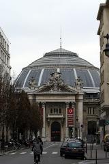 Bourse de commerce - Français:   Bourse de commerce de Paris