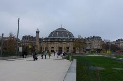 Bourse de commerce -  Bourse de commerce de Paris, France.
