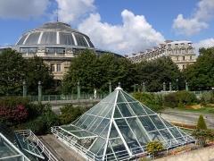 Bourse de commerce - English: Bourse de Commerce, Paris