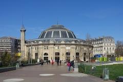 Bourse de commerce -  Bourse du Travail @ Paris