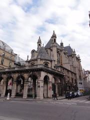 Temple de l'Oratoire du Louvre (ancienne chapelle du couvent de l'Oratoire) -  Maison Presbytérale