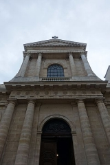 Temple de l'Oratoire du Louvre (ancienne chapelle du couvent de l'Oratoire) -  Oratoire du Louvre @ Paris