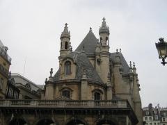 Temple de l'Oratoire du Louvre (ancienne chapelle du couvent de l'Oratoire) - English: The Oratoire du Louvre, a protestant temple facing the Louvre - rue de Rivoli, 75001 Paris.