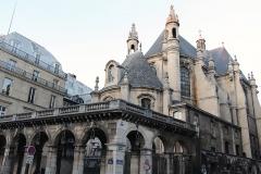 Temple de l'Oratoire du Louvre (ancienne chapelle du couvent de l'Oratoire) -  Les Halles | Rue Saint-Honoré Historic Protestant church built between 1621 and 1748. In 1811, it was given by Napoleon to the Protestant congregation of Saint-Louis-du-Louvre when that building was demolished.