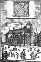 Ancien couvent des Feuillants - French cartographer and engineer