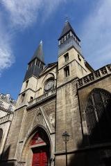 Eglise Saint-Leu-Saint-Gilles -  Eglise Saint-Leu - Saint-Gilles @ Rue Saint-Denis @ Paris