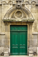 Eglise Saint-Leu-Saint-Gilles -  Paris