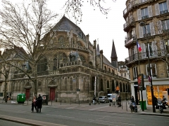 Eglise Saint-Leu-Saint-Gilles -  Paris, France
