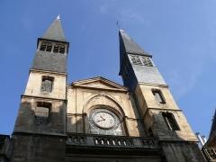 Eglise Saint-Leu-Saint-Gilles - English:   Saints Leu and Gilles\' church, in Paris (Paris I, France)