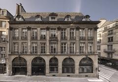 Hôtel Lulli - Deutsch: Deutsches Forum für Kunstgeschichte Paris, Hotel Lully © DFK Paris/Markus Schilder