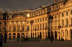 Ancien hôtel Moufle - English: Place Vendôme Paris