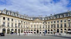 Ancien hôtel de Parabère - English: Vendôme place - Paris