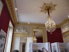 Ancien hôtel Saint-Florentin, puis hôtel de Talleyrand, actuellement consulat des Etats-Unis - Français:   Hôtel de Saint-Florentin - Antichambre du plan Marshall