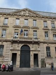 Ancien hôtel de Toulouse -  Banque de France, Paris.