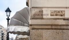 Immeuble -  Place Dauphine, Paris.