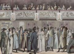 Immeuble abritant le théâtre du Palais Royal -