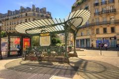 Métropolitain, station Châtelet -  Chatelet