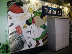 Métropolitain, station Tuileries -  zelfgemaakte foto