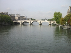 Pont-Royal - English: Pont Royal in Paris