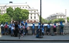 Théâtre du Châtelet -  Scouts on an Outing