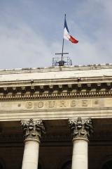 Bourse - Français:   Ancienne bourse de Paris