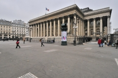 Bourse - Français:   Bourse de Paris