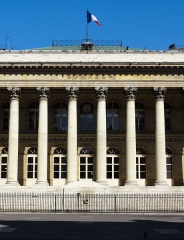 Bourse -  Palais Brongniart