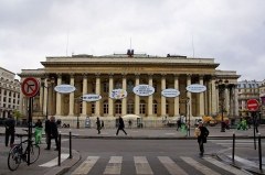 Bourse - English: Palais Brongniart