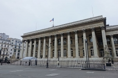 Bourse -  Palais Brongniart @ Paris