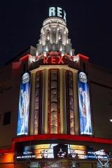 Cinéma Rex - Les 20 ans du Festival Jules Verne au Grand Rex de Paris.