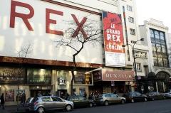 Cinéma Rex -  Le Grand Rex
