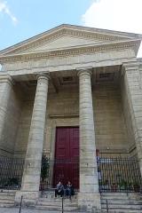 Eglise Notre-Dame-de-Bonne-Nouvelle -  Eglise Notre-Dame de Bonne-Nouvelle @ Paris