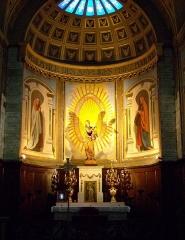 Eglise Notre-Dame-de-Bonne-Nouvelle - Français:   Chapelle de la Vierge - Église Notre-Dame de Bonne-Nouvelle