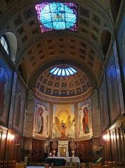 Eglise Notre-Dame-de-Bonne-Nouvelle - Français:   Paris - Église Notre-Dame-de-Bonne-Nouvelle - Chapelle de la Vierge