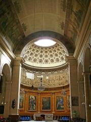Eglise Notre-Dame-de-Bonne-Nouvelle - Français:   Paris - Église Notre-Dame-de-Bonne-Nouvelle - Nef