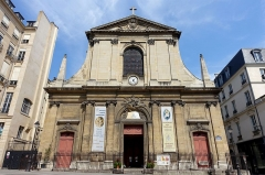 Eglise Notre-Dame-des-Victoires -  Basilique Notre Dame des Victoires @ Paris