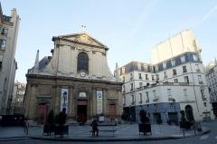 Eglise Notre-Dame-des-Victoires -  Notre Dame des Victoires @ Paris