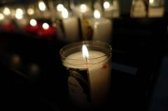 Eglise Notre-Dame-des-Victoires -  Candles @ Basilique Notre-Dame des Victoires @ Paris