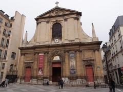 Eglise Notre-Dame-des-Victoires -  Basilique Notre-Dame-des-Victoires, Paris, France.